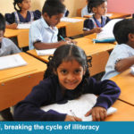Caring For The Mind, Breaking The Cycle of Illiteracy